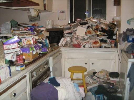 désencombrement et débarras intégral appartement syndrome Diogène  75001, Boulevard de la Madeleine